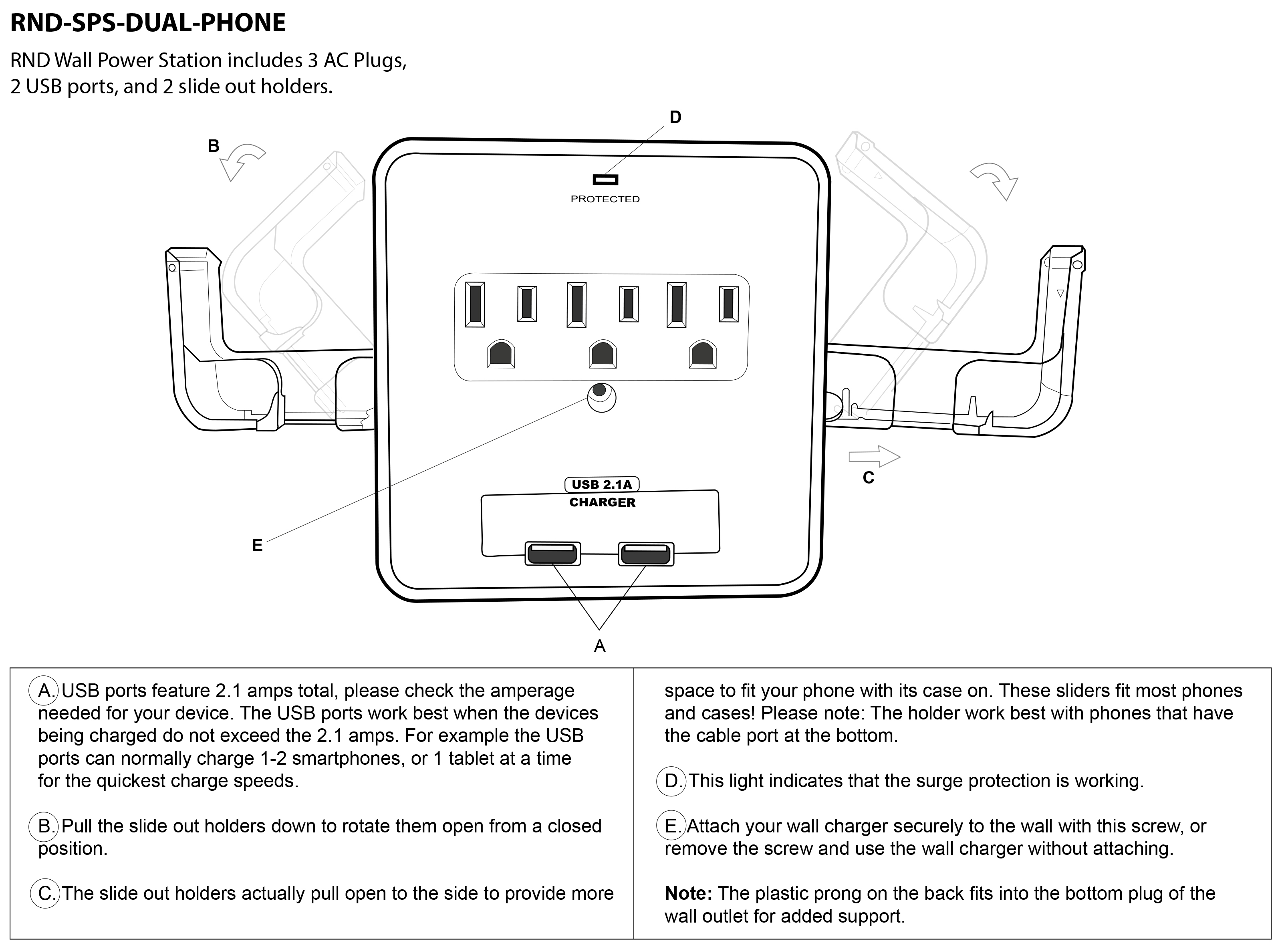 instruction manual for rnd wall charger rnd sps dual phone rnd rh rndpowersolutions1 zendesk com meridian phone instruction manual avaya phone instruction manual
